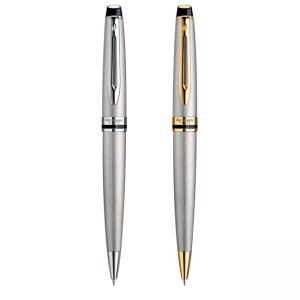 Химикалка Waterman Expert Stainless Steel, ВАР